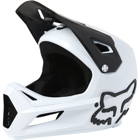 Fox Rampage Helmet Youth, white